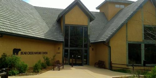 Bear Creek Nature Center front of building