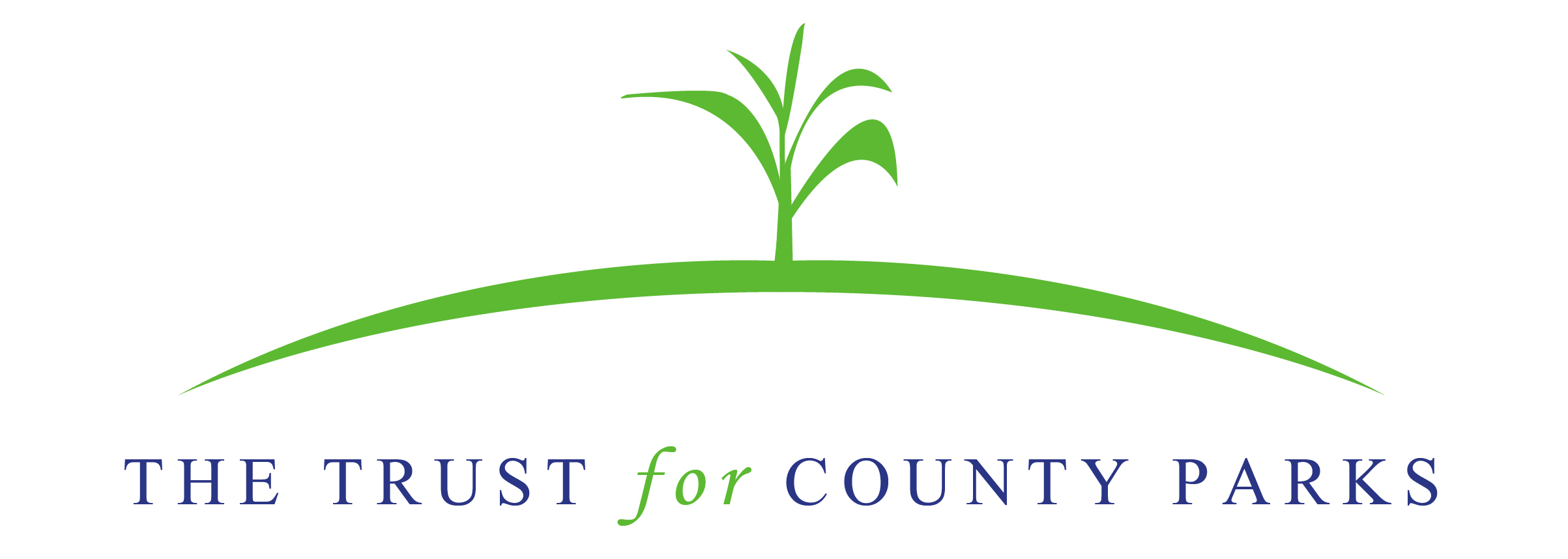 Trust for County Parks Logo