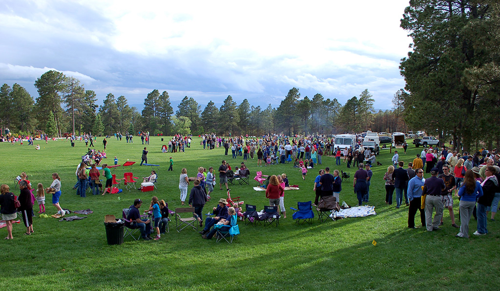 Black Forest community picnic