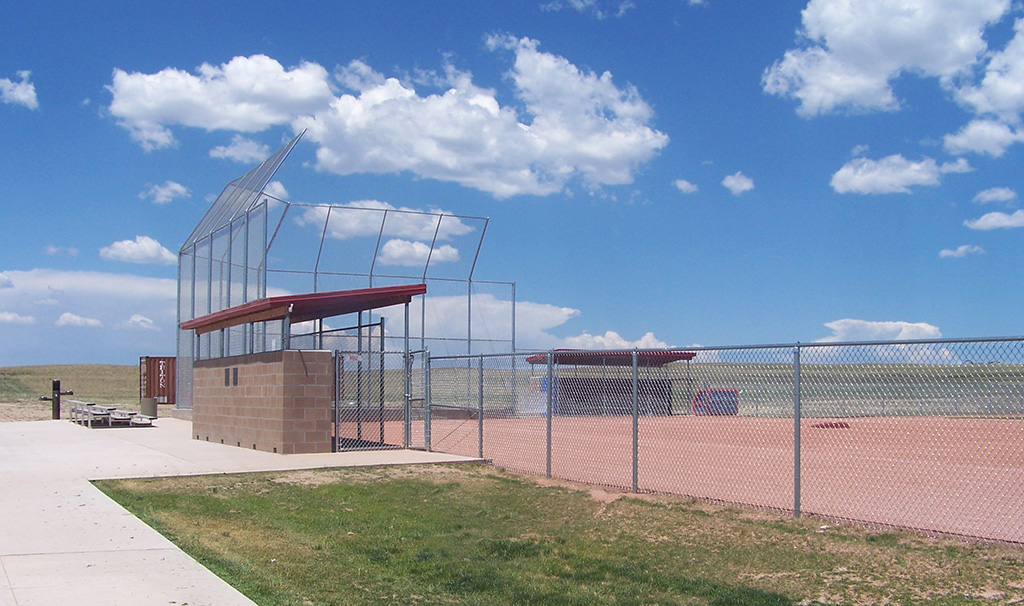 Falcon Regional Park ball fields 3