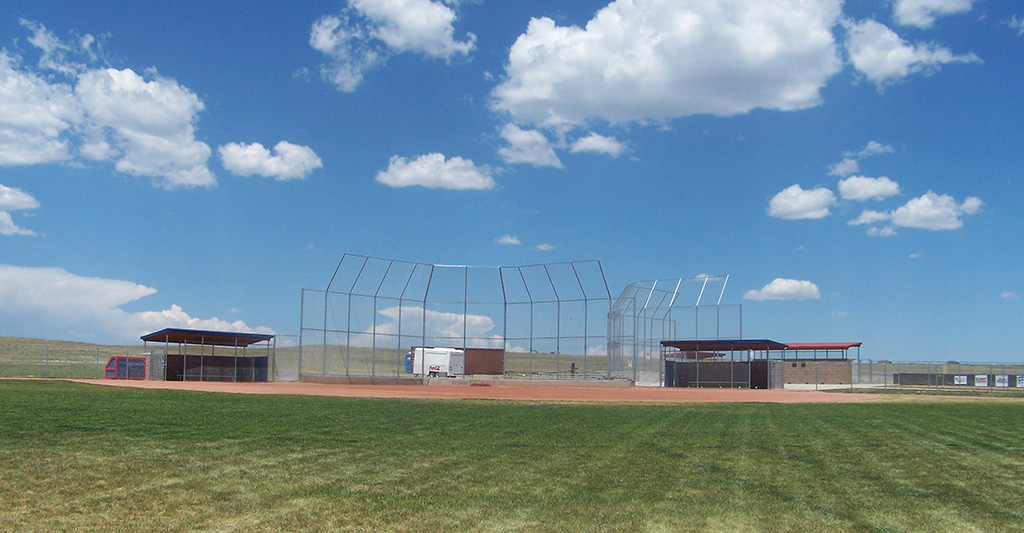 Falcon Regional Park ball fields 4