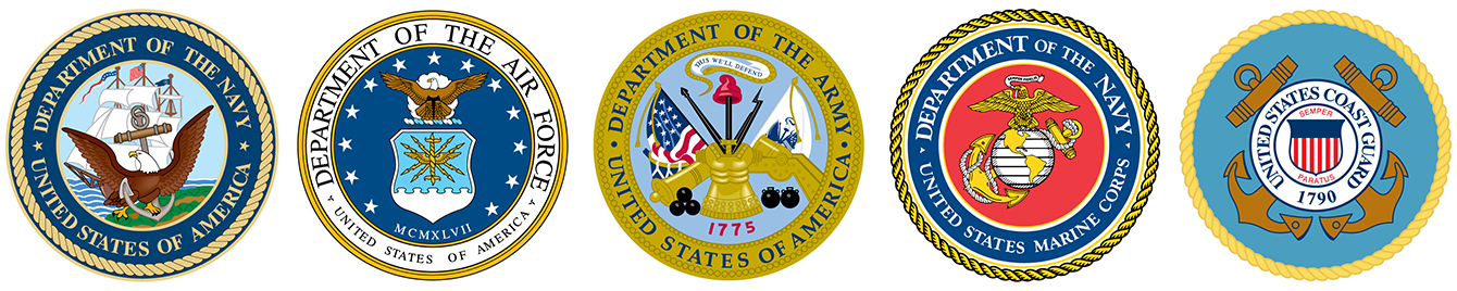 Military Brand Seals